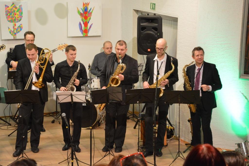 Džiazo muzikos koncertas