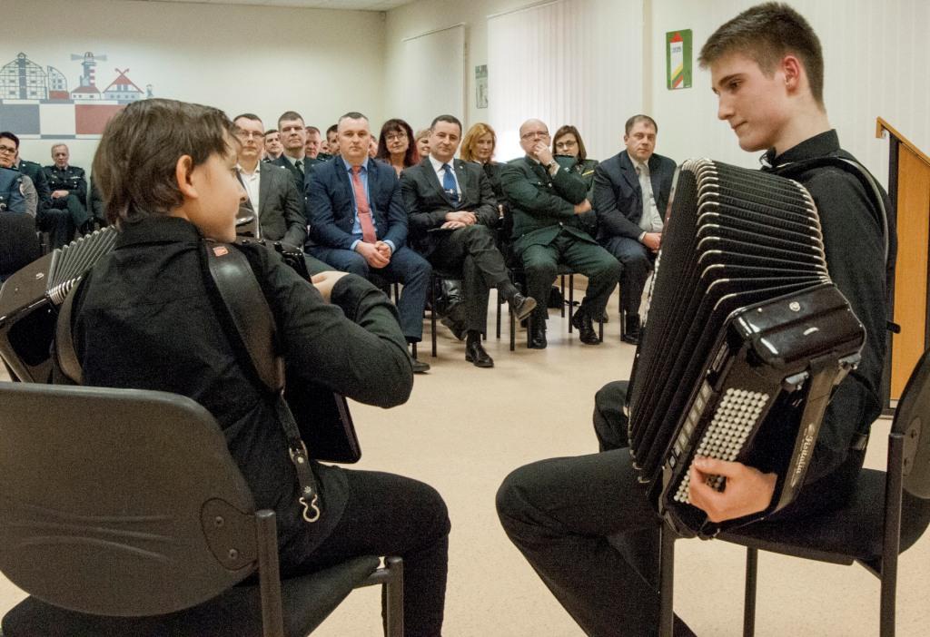 M. Lizzi ir A. Benečio koncertas 2016