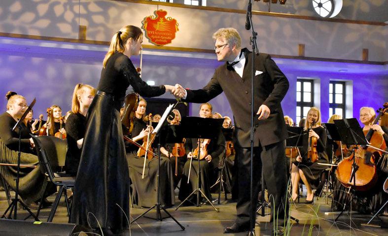 Tarptautinis M. K. Čiurlionio festivalis, Plungė